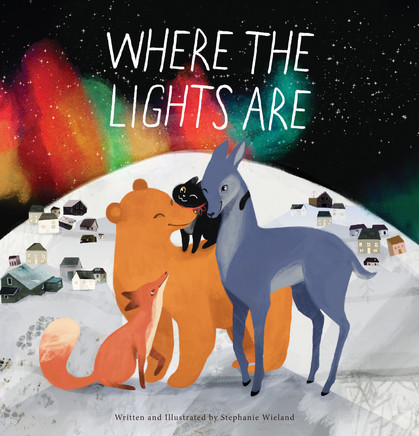 Where the lights are -Children's book