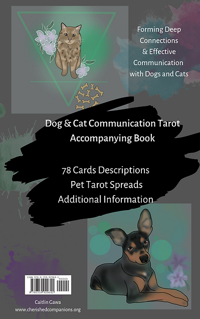 Copy of Dog & Cat Communication Tarot Co