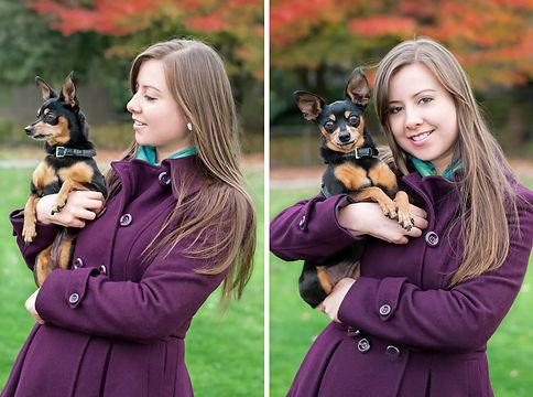 My Little Cherished Companion, Small Dog, Roxy