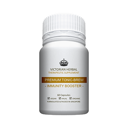 Victorian Herbal I Immunity Booster I Premium Tonic-Brew