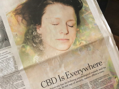 CBD is Everywhere- Is it Legal?