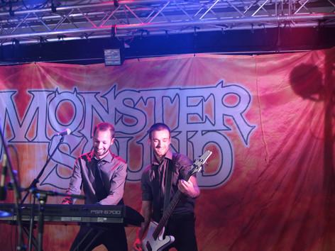 Monster Sound - 30/05/2015 - Photo by Bernard Python