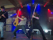 The Mudcats - 20/05/2017 - Photo by Gilles Mauron