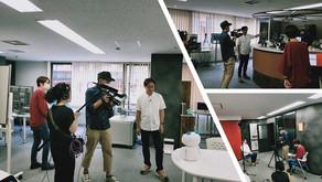 【メディア掲載/テレビ】おもてなしロボットが作る未来/中野浩也(QBIT Robotics代表取締役CEO)