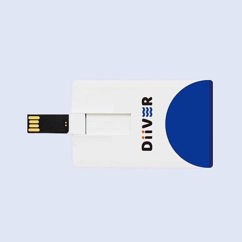 카드형USB 8GB