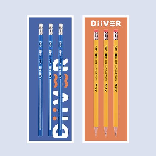 연필세트 (3EA)