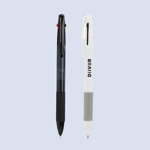 에이스 3색 볼펜