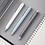 Thumbnail: 메탈 삼각 디자인 중성 볼펜