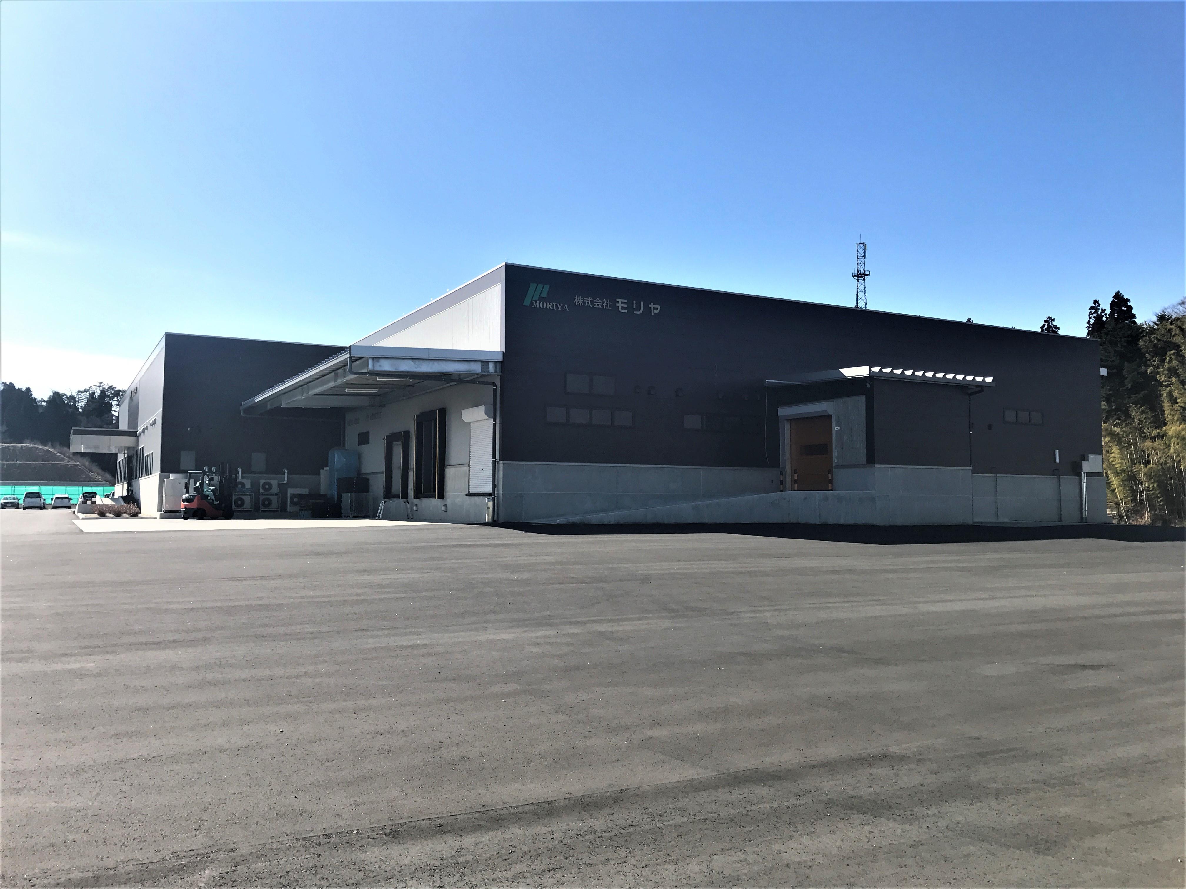 H26 | ㈱モリヤ | 新社屋兼工場建築工事