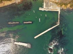 H28   南三陸町   ばなな漁港防波堤護岸船揚場復旧工事
