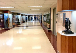 VNWM replica in the  Pentagon