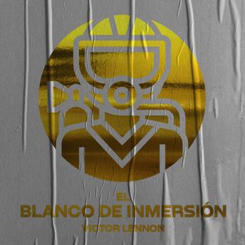 """Nueva Portada para """"El Blanco de Inmersión"""""""