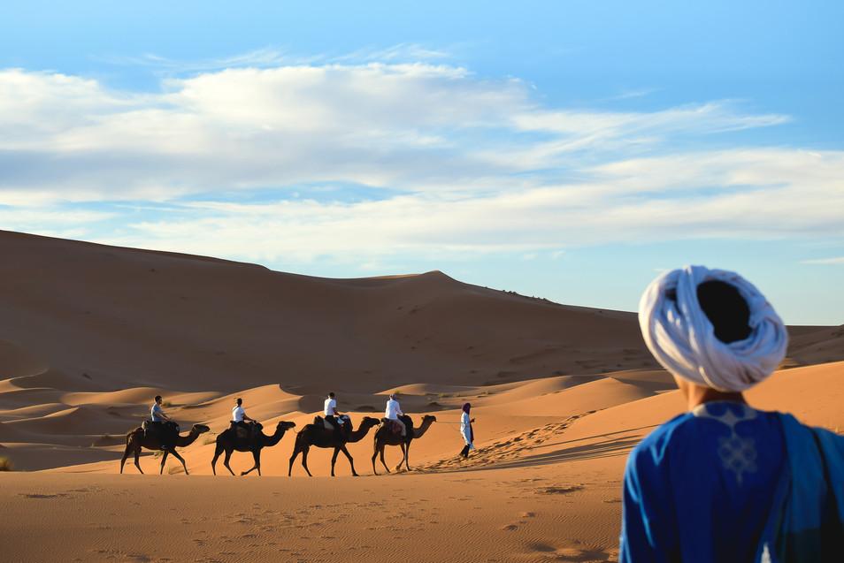 Sahara Desert - Merzouga