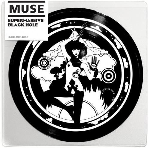 muse supermassive black hole