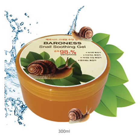 Baroness SOOTHING GEL -  SNAIL