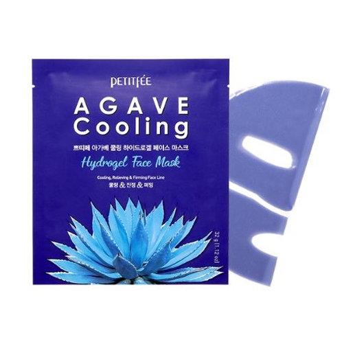 Petitfee Hydrogel FACE Mask 1EA - Agave Cooling