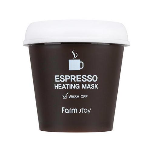 Farmstay Espresso Heating Mask 200g