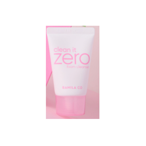 Banila Co Clean it Zero Foam Cleanser 30ml
