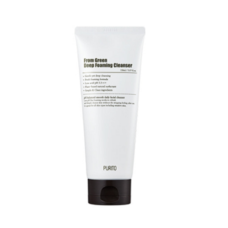 Purito From Green Deep Foaming Cleanser 150ml