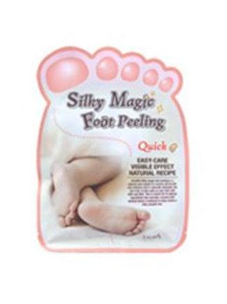 Calmia Silky Magic Foot Peeling - Quick