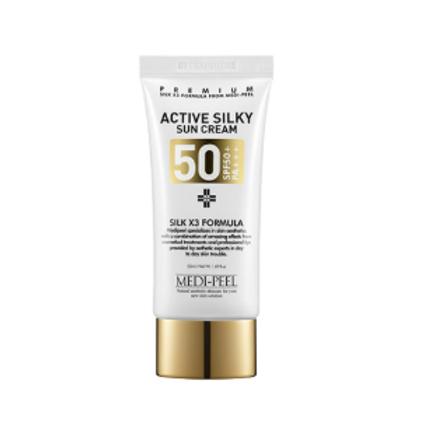 MEDI-PEEL Active Silky Sun Cream 50ml
