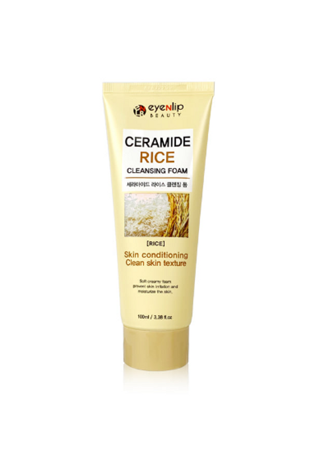 EYENLIP Ceramide Cleansing Foam - Rice