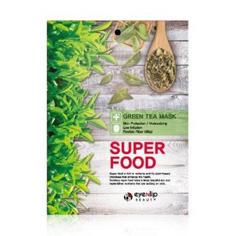 EYENLIP Super Food Mask (10ea) - Green Tea