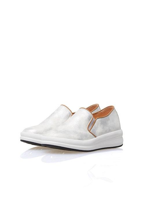 Vintage Slip-On  (WHITE)