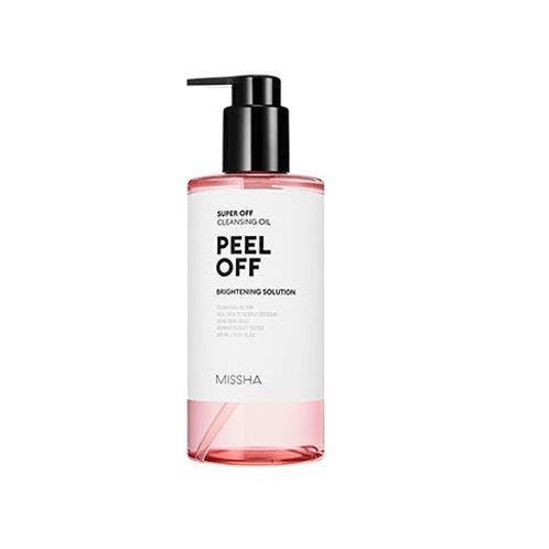 Missha Super Off Cleansing Oil - Peel off