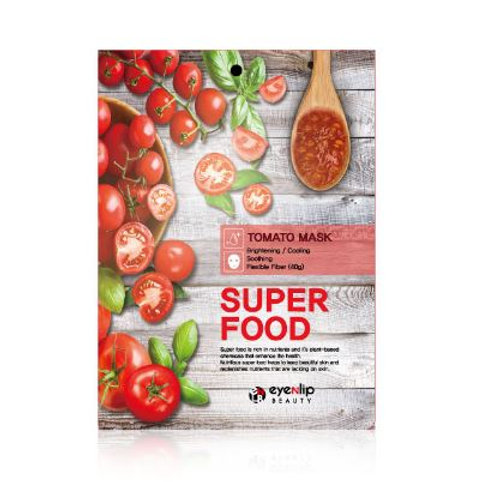 EYENLIP Super Food Mask (10ea) - Tomato