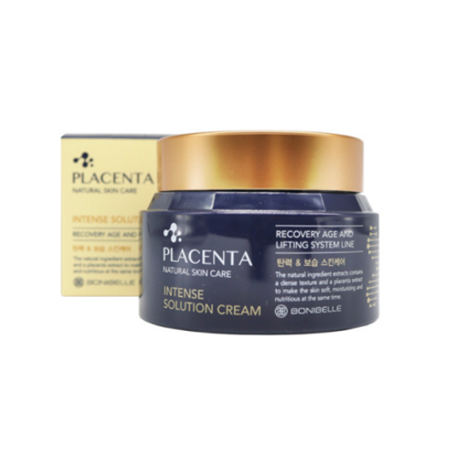 BONIBELLE  PLACENTA Intense Solution Cream 80ml