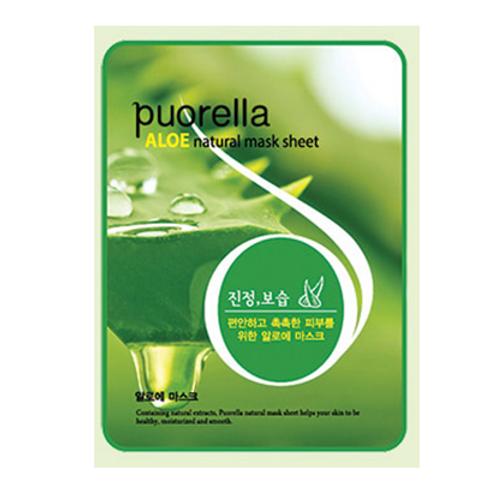 Puorella Mask Sheet -ALOE(10ea)