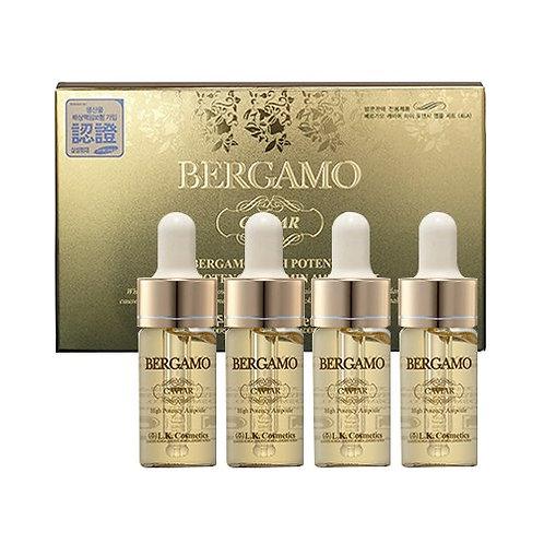 Bergamo LUXURY GOLD AMPOULE 4PCS SET