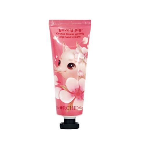 The Orchid Flower Yovely Pig Hand Cream 60ml