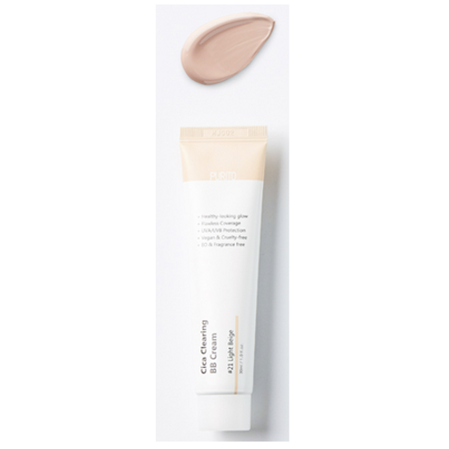 Purito Cica Clearing BB Cream #21 Light Beige 30ml