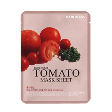 Baroness Mask Sheet -TOMATO (10ea)