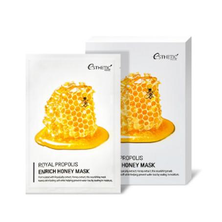 ESTHETIC HOUSE Royal Propolis Enrich Honey Mask (1ea)