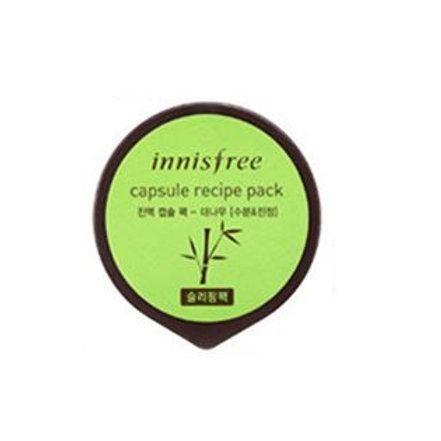 Innisfree Capsule Recipe Pack - Bamboo