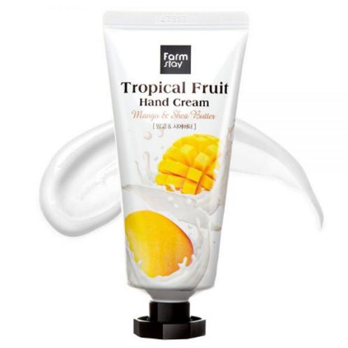 Farmstay Tropical Fruit Hand Cream - Mango & Shea Butter