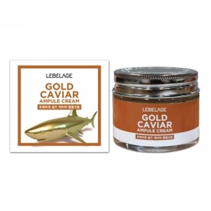 LEBELAGE Ampule Cream - Gold Caviar