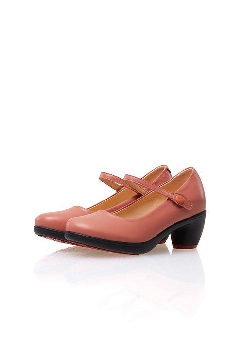 Mary Jane Pumps  (PINK)