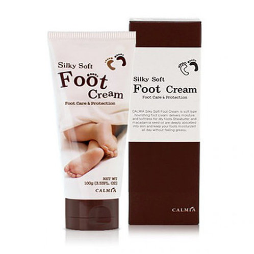 Calmia Silky Soft Foot Cream