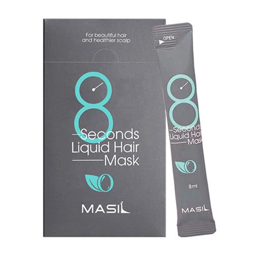 Masil 8 Seconds Liquid Hair Mask Pouch (8ml x 20ea)