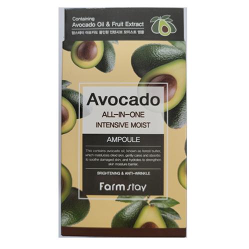 Farmstay ALL-IN-ONE Intensive moist Avocado Ampoule