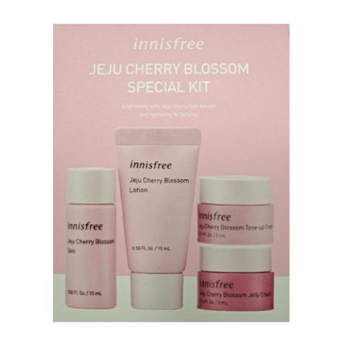 Innisfree  Jeju Cherry Blossom Special Kit - 4 items
