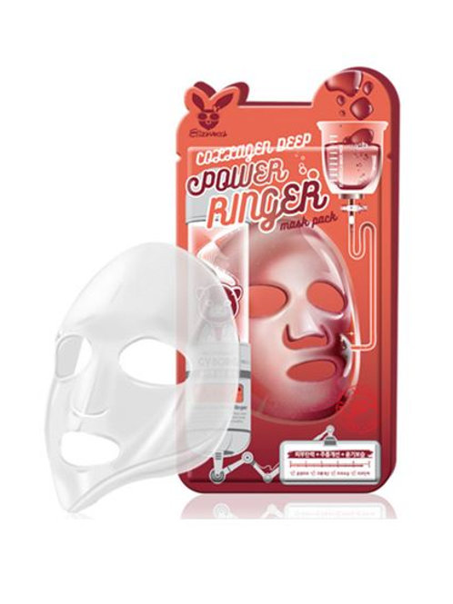 Elizavecca Deep Power Ringer Mask Pack - Collagen (10ea)