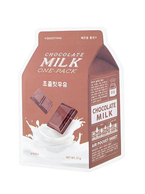 A'pieu milk one pack (1ea) - Chocolate