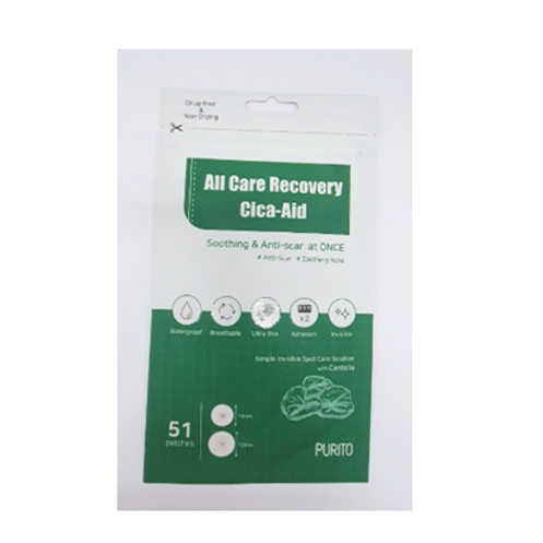 Purito  All Care Recovery Cica-Aid <51patches>