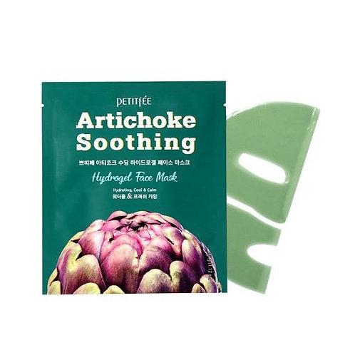 Petitfee Hydrogel FACE Mask 1EA - Artichoke Soothing
