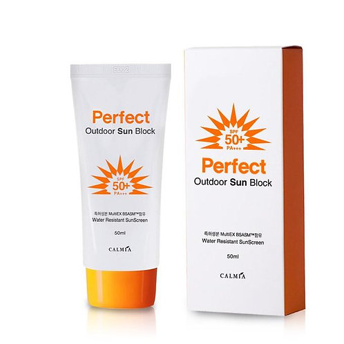 Calmia Perfect Outdoor Sun Block SPF50+PA+++